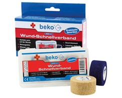 CareLine Wund-Schnellverband Box Beko