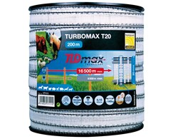Band Turbomax T20 20 mm 200 mtr. Horizont