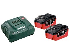 Basis-Set 18 V/2x LiHD 5,5 Ah Pick+Mix Metabo